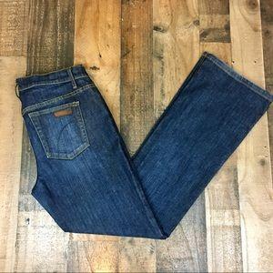 NWOT Joe's Jeans High Rise Petite Flare Jeans.