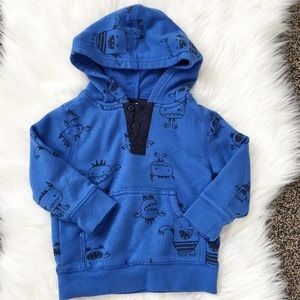🔴FREE with any purchase Gymboree Monster Sweater