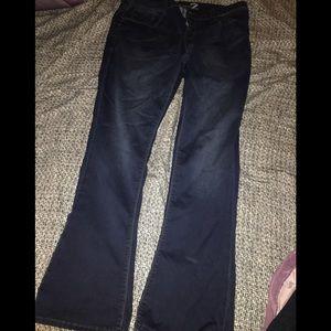 Seven (brand) rockstar bootcut jeans
