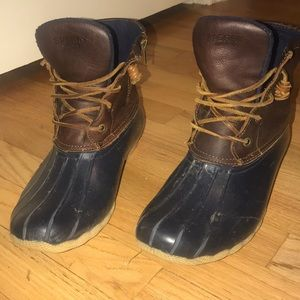 Sperry Saltwater Duck Boots