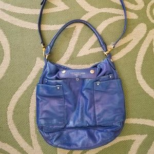 Marc by Marc Jacobs New York blue purse