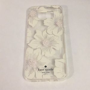 Kate Spade Hollyhock Floral for Galaxy S8 Plus