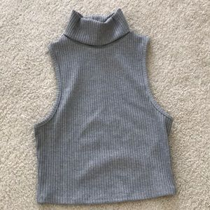 Mock Neck Tank from Urban Outfitters