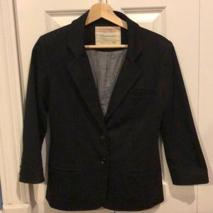 Anthropologie Cartonnier knit blazer