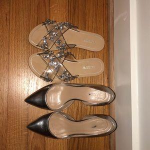 J.Crew heels and sandals