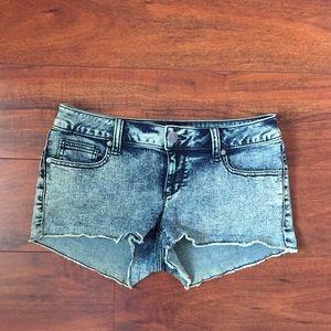 2/$10 Jean shorts