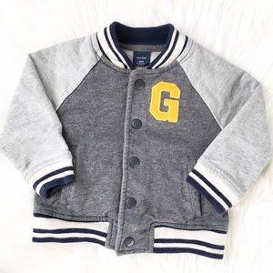 BabyGap Varsity Sweater