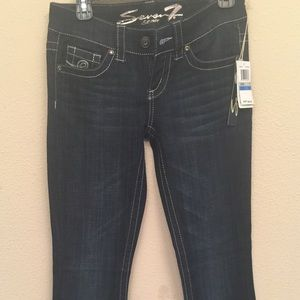 NWT Seven7 Jeans