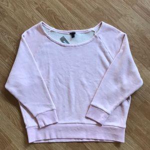 J. Crew Easy Sweatshirt L/XL