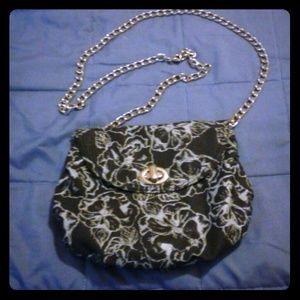Lulu Floral Chain Shoulder Bag