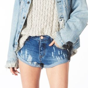 One Teaspoon Bandits Shorts - NWT
