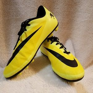 Youth Nike Hypervenom cleats