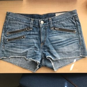 rag & bone/jean Mila Short