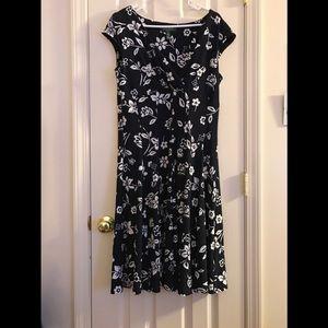 Ralph Lauren floral dress