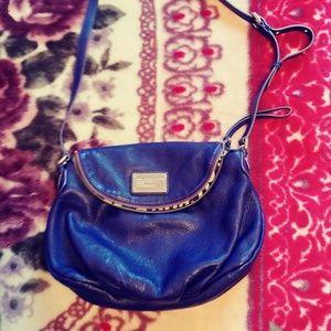 Marc Jacobs Crossbody Natasha Bag in Cobalt Blue