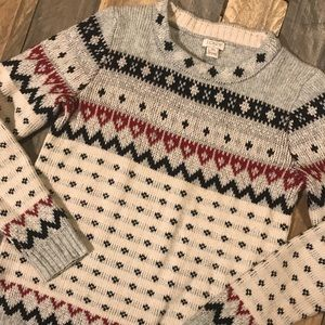 Holiday Christmas Sweater from J.Crew Factory