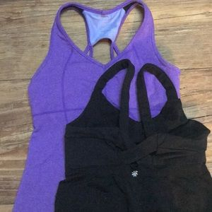BUNDLE- Athleta Tanks