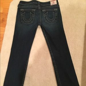 True Religion Johnny Jeans