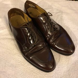 Cole Haan Brown Oxfords Dress Shoes 12 D
