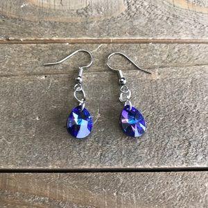 3 for $25 Handmade Swarovski Crystal Earrings