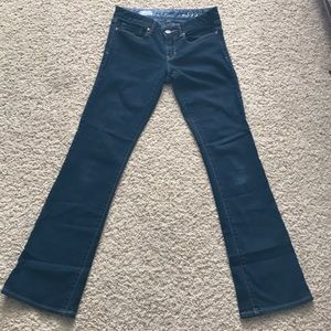 "Gap ""Sexy Boot"" Jeans"