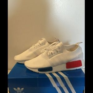 adidas nmd r1 pk vintage white