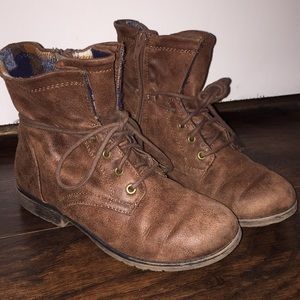 Brown Sonoma Girl boots
