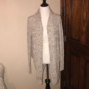 BCBC Max Azria Cardigan with Back Detail