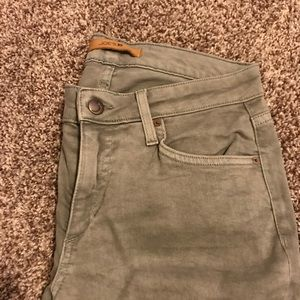 Joe's Jeans • gray washed skinny jeans