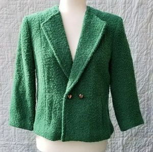 CAbi Ivy Blazer with 3/4 sleeves