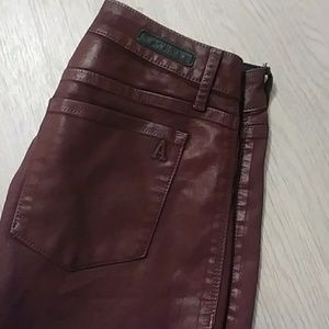 Articles of Society wax pants