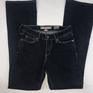 Denizen Levi's Dark Wash Modern Boot Cut Sz 2