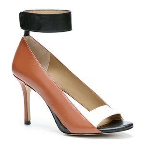 Ann Taylor Rian Ankle Strap Heels