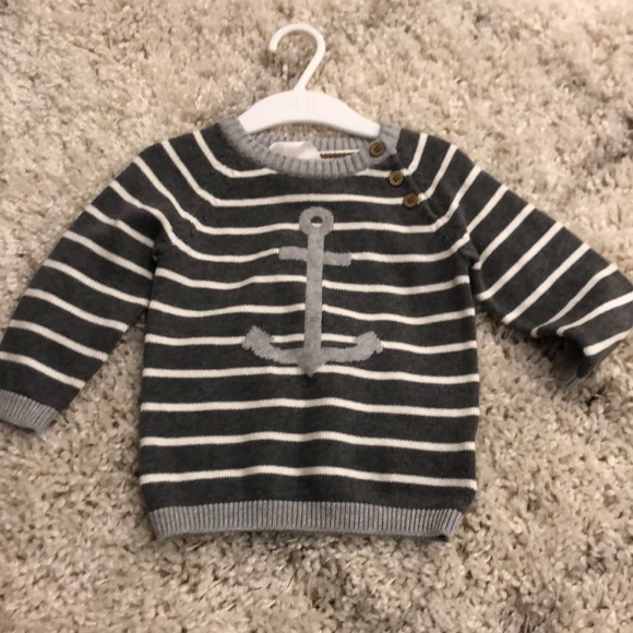 Hm Shirts Tops Hm Baby Sweater 69 Months Poshmark