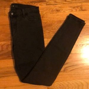 Joe's high rise skinny jeans