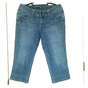 Jean Capri pants