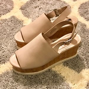 Brand NEW F21 Mule Sandals 7.5