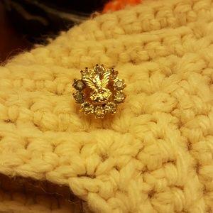 Fraternal Order of Eagles vintage tack pin
