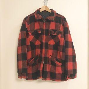 Vintage Lumberjack Jacket