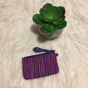 Vera Bradley Zip ID card holder