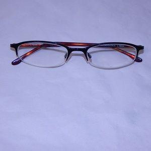 BCNGMAXAZRIA Orchid Eyeglass Frames 48 17 130