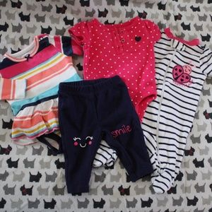Other - Baby girl outfits!