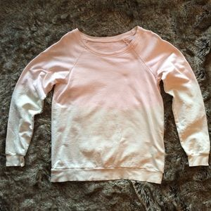 Urban Outfitters Mouchette Ombre sweatshirt