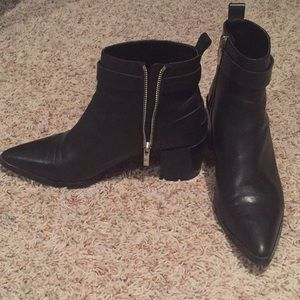 Perfect Heeled Chelsea Boots