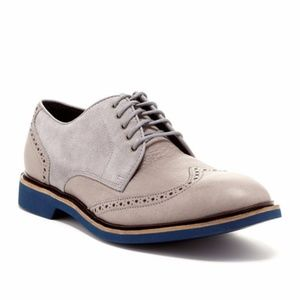Cole Haan Franklin Wingtip Suede Oxford C11985
