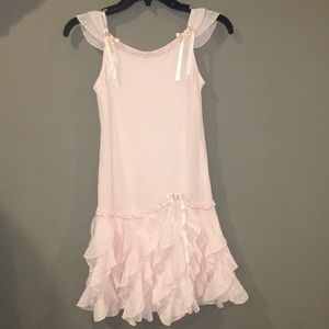 Biscotti Kids Pale Pink formal Dress