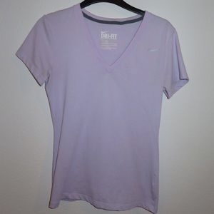 Dry fit Nike shirt - small