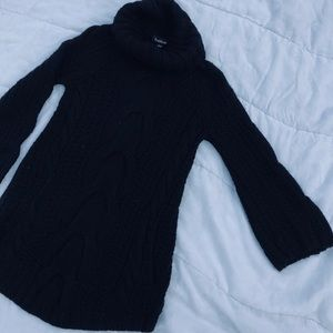Bebe chunky knit sweater