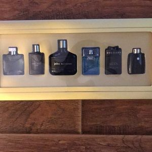 Cologne Fragrance Gift Pack