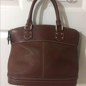 Louis Vuitton Suhali Lockit Handbag